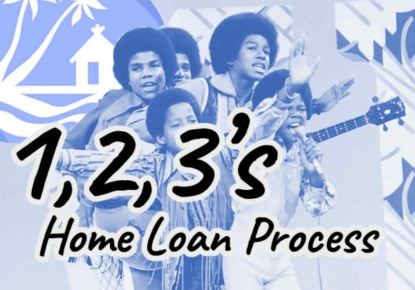 !,2,3's of home loan process