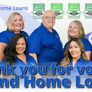 Vote Island Home Loans Best of East Hawaii 2019.